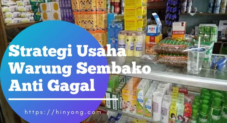 Usaha Warung Sembako