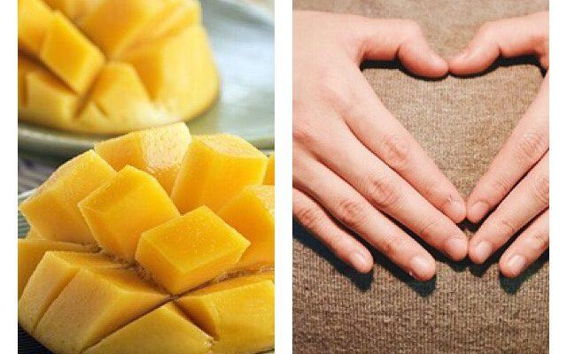 Manfaat buah mangga bagi ibu hamil