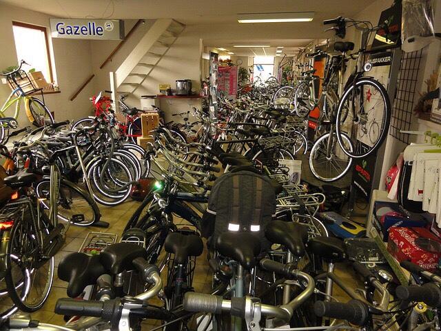 Cara Memulai Usaha Toko Sepeda Yang Sangat Menjanjikan Hinyong