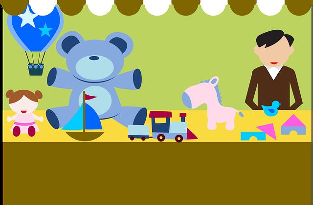 Usaha Toko Mainan Anak