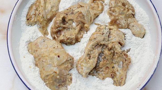 Resep Baku Ayam Geprek