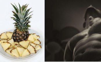 Manfaat bauh nanas untuk kesehatan pria