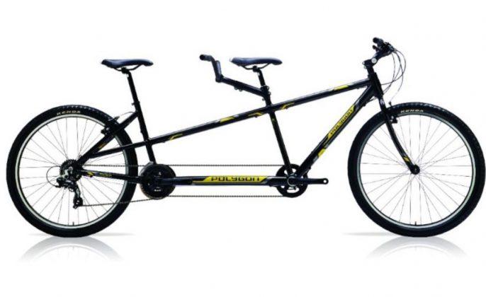 Sepeda Tandem