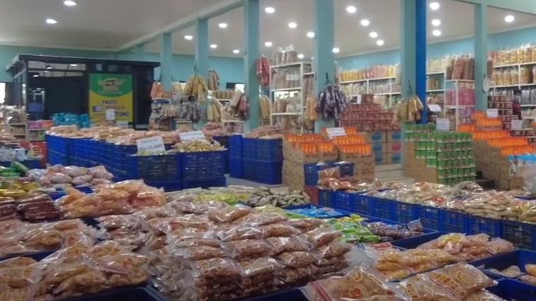Usaha Grosir Snack